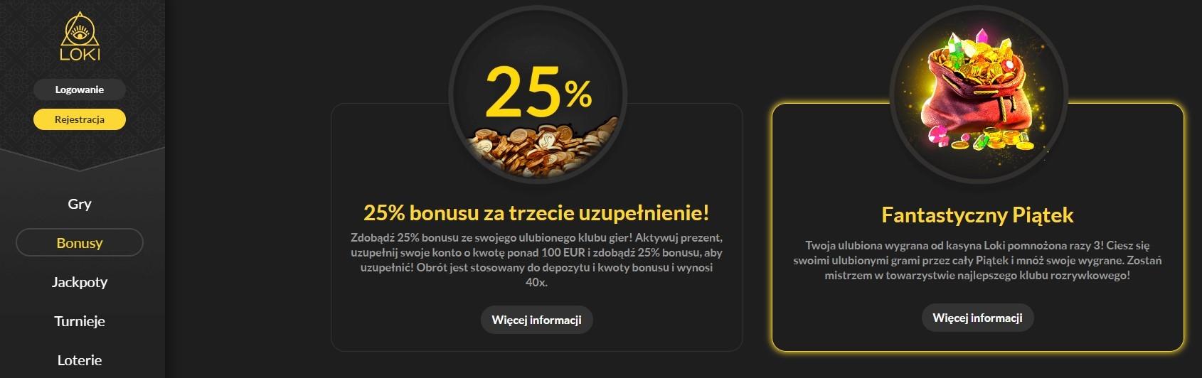 loki bonus
