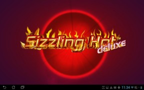 sizzling hot deluxe automat