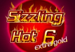 Sizzling Hot 6 extra automat
